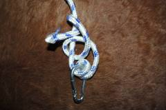 Clove Hitch i oeje - loest